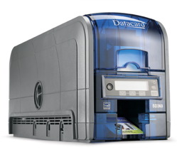 Datacard SD360 printer
