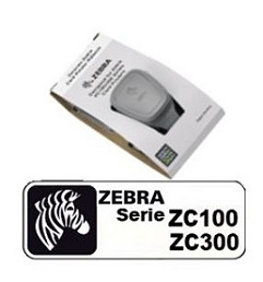 Zebra ZC300 / ZC350 Series Card Printer | Single or Dual Sided card