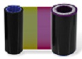 ZXP i Series colour ribbon 5 Panel YMCKI (includes inhibitor panel for contact smart and mag stripe cards) For ZXP 8 & 9 Series