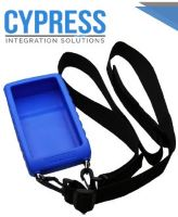 Cypress Low Frequency (125KHz) Wireless Handheld Reader kit. Kit includes 1x HHR-9052B-GY dual lane wireless reader, 1x HHR-6400 dual lane wireless base unit, 1x HHR-DOCK-GY charging dock, 1x HHR-RCHL smart lithium polymer battery charger, and 1 x HHR-BOOT protective rubber case for the HHR-9052B-GY reader
